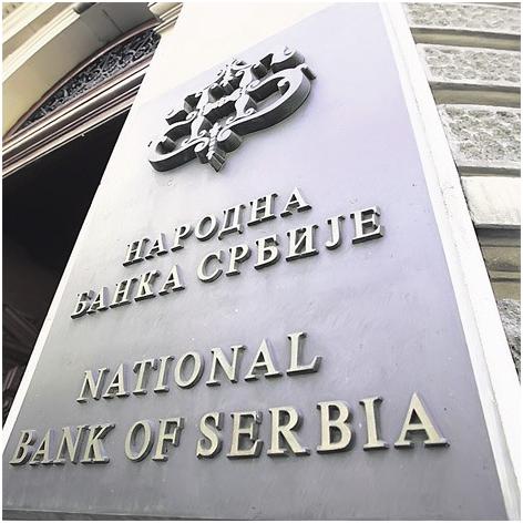 Devizne rezerve krajem septembra iznose 10,6 mil. evra