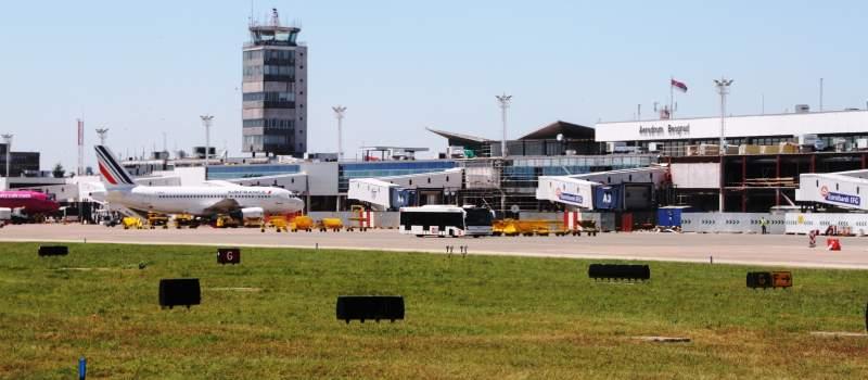 Predstavljanje investicija na beogradskom aerodromu