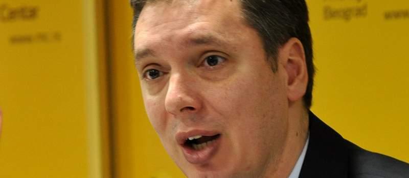 Vučić: Iza hajke protiv šeika stoje tri biznismena