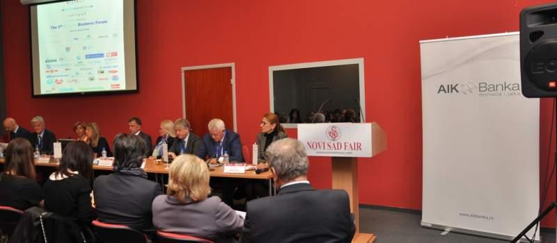 AIK Banka podržala Dunavski biznis forum