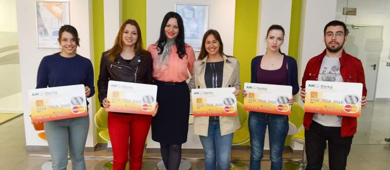 AIK Banka nagradila najzanimljivije studentske avanture