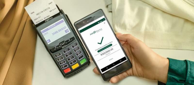 Plaćajte samo jednim pokretom telefona
