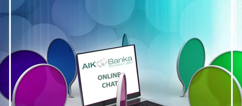 AIK Banka pustila u rad online ekspozituru