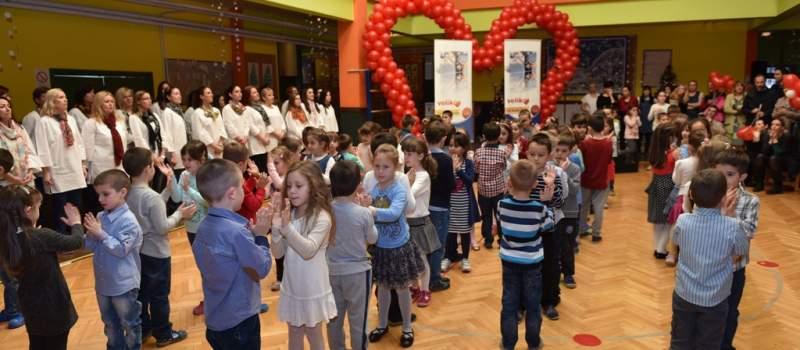 Poslednje Veliko srce u 2015. za decu Rakovice