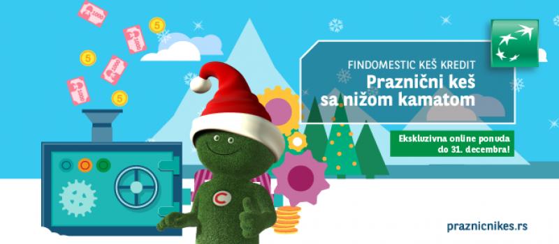 Ekskluzivna online ponuda Findomestic Banke