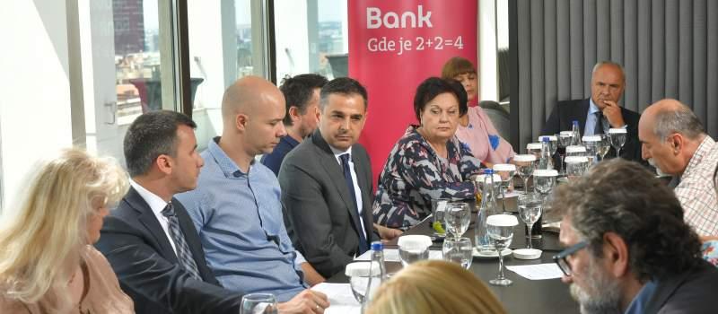 Pozitivni godišnji rezultati Addiko banke