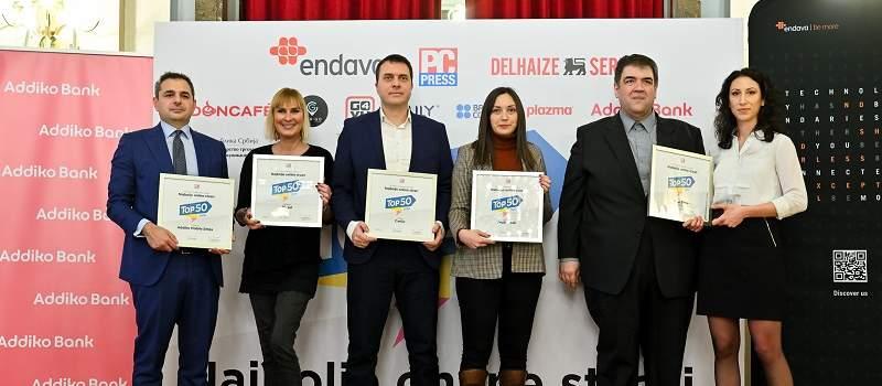 Addiko banka osvojila nagradu za najbolju bankarsku aplikaciju u Srbiji