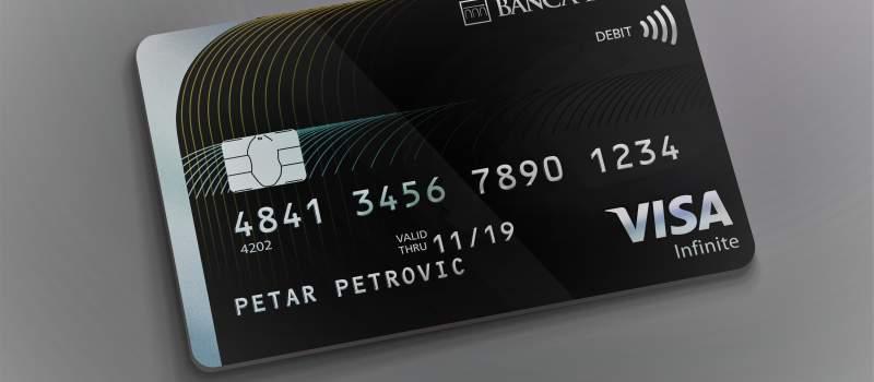 Banca Intesa i Visa uvode najprestižniju platnu karticu