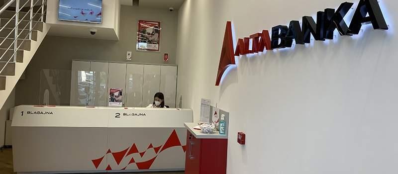 Alta Pay kupio dodatnih 12% akcija u nekadašnjoj Jubmes banci
