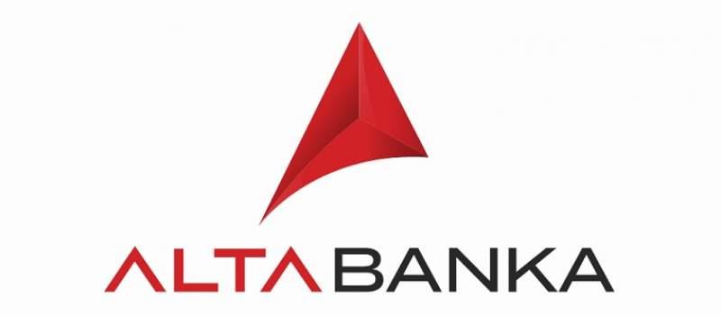 Alta banka donira 3 miliona dinara za nabavku respiratora