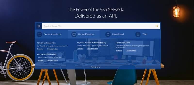 Visa lansirala platformu Visa Developer