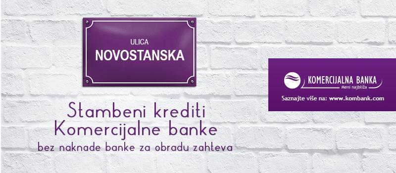 Stambeni krediti uz povoljnije kamatne stope, veće iznose i bez naknade banke za obradu zahteva