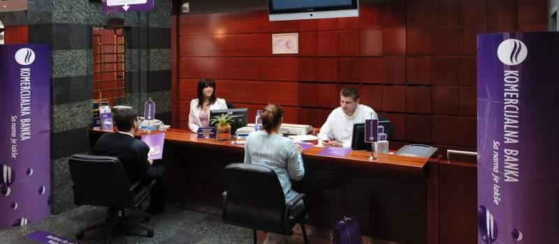 Akcijska ponuda keš kredita Komercijalne banke