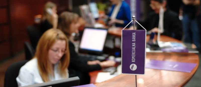 Komercijalna banka očekuje povratak na staze profita