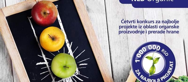 Dodela nagrada  IV-og NLB konkursa organske proizvodnje