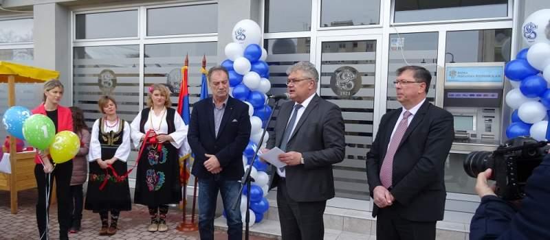 Otvorena ekspozitura  Poštanska štedionica u Apatinu