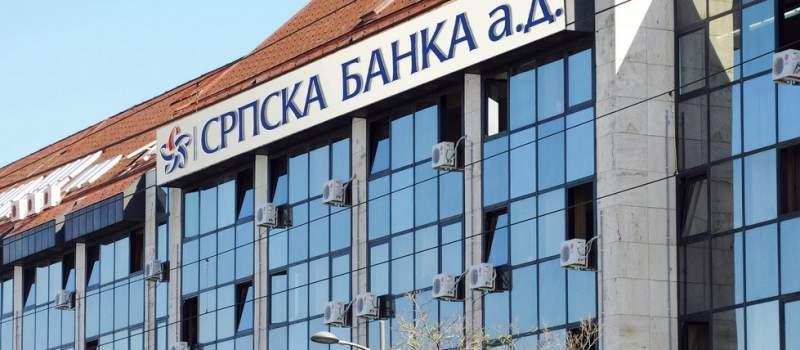 Računi u Srpskoj banci  neće biti preneti u Poštansku