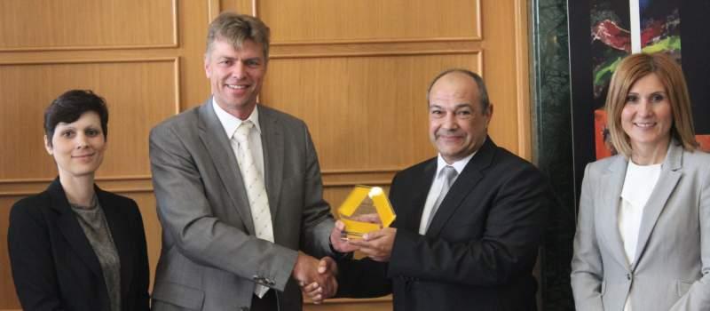 Petu godinu zaredom - prestižna STP nagrada Komercbanke