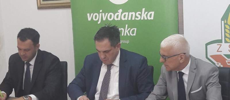 Vojvođanska banka i Zadružni savez Vojvodine potpisali protokol o saradnji
