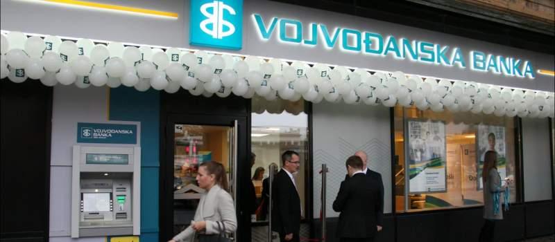Vojvođanska banka nastavlja da proširuje svoju mrežu