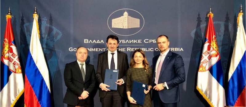 Sberbank i Telekom Srbija potpisali memorandum o saradnji