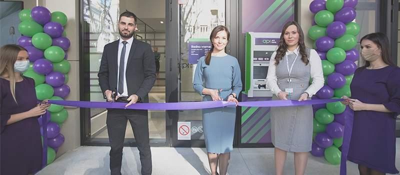 Veliki broj sefova u samom centru Beograda, u novoj filijali API Banke u Makedonskoj 44