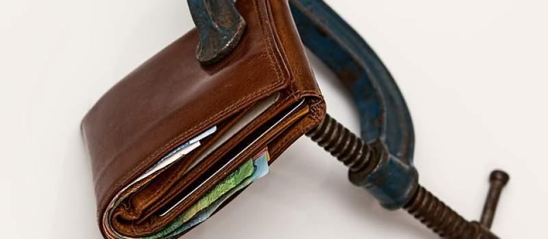 Banci dajemo skoro celu platu godišnje