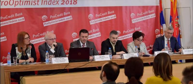 Privrednici u Srbiji optimističniji ove godine