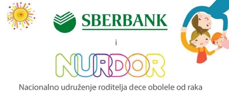 Sberbank Srbija sa klijentima sakupila više od 1.200.000 dinara za decu obolelu od raka