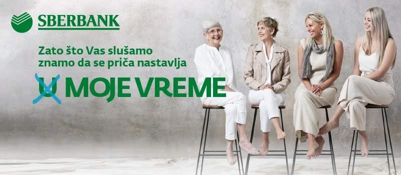 Uz Sberbank keš kredit penzija stiže dan ranije!