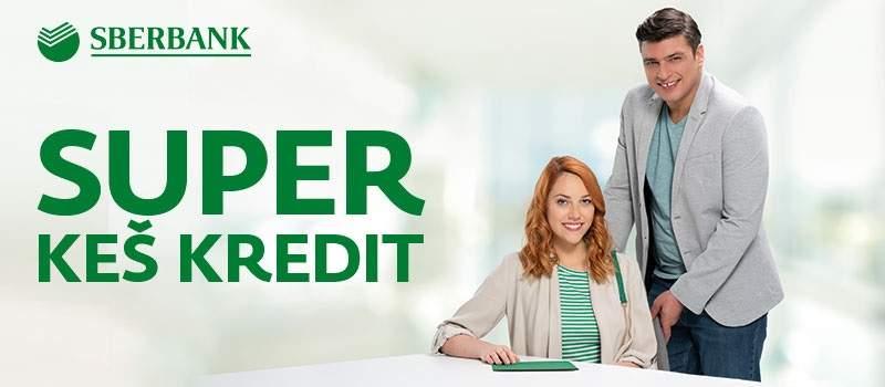 Sberbank Srbija pripremila SUPER keš kredit, evo koje su sve njegove pogodnosti