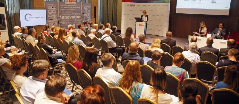 Bosch beleži snažan rast u Srbiji u 2015. godini