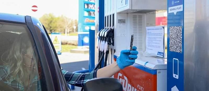 NIS pokrenuo plaćanje goriva bez odlaska na kasu