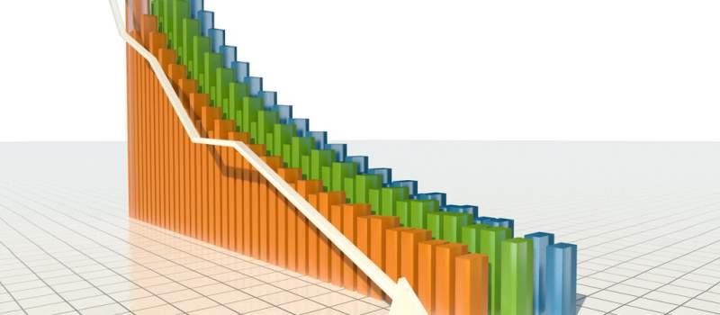 Berzanski indeksi u minusu zbog slabe zarade banaka