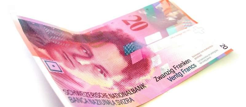 Oboren prvi kredit u švajcarskim francima