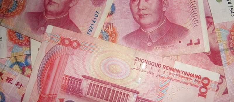 Kineski juan na najnižem nivou prema dolaru