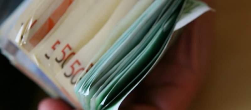 Minamalac nam manji od 200 €, veća se za 15% veći