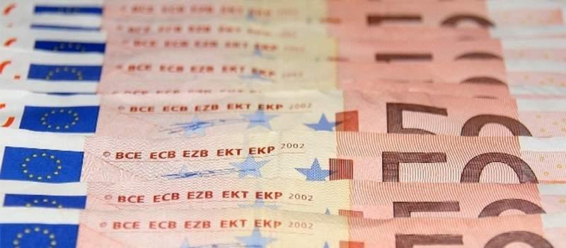 Dinar danas u blagom padu, kurs 122,7087