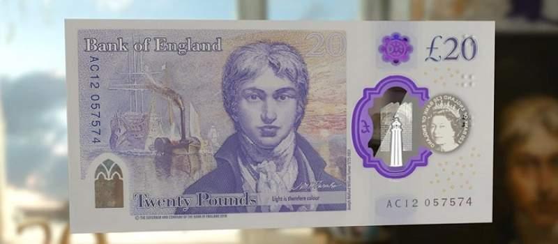 """Britanci izdali """"najsigurniju novčanicu do sada"""""""
