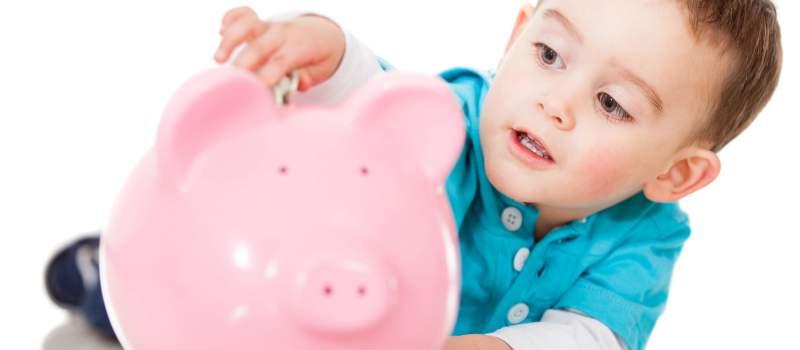 """Roditelji su """"prva banka"""": Naučite dete kako da štedi"""