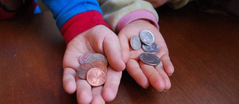 Naučite svoje dete kako da štedi