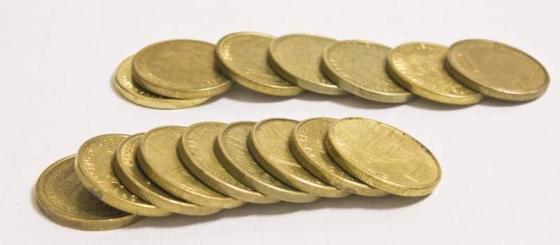 Srednji kurs dinara 123,9455