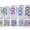 Dinar bez promene, kurs 123,9351