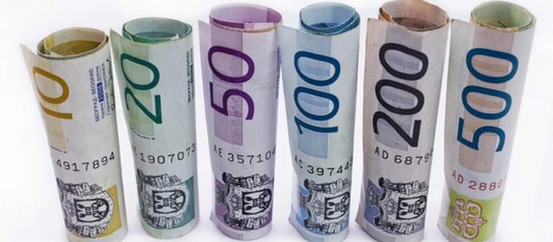 Kurs dinara 123,9794