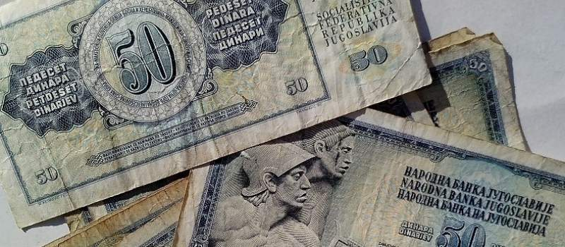 Gde se i kada pojavio prvi papirni novac?
