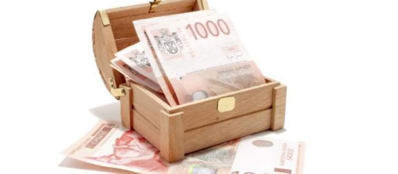 Štednja raste svake godine za 550 miliona evra