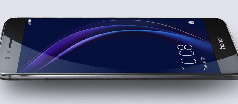 Predstavljen novi pametni telefon Honor 8