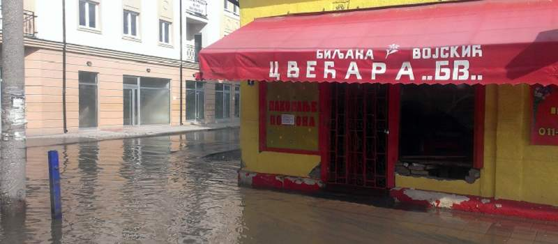 Pomoć za domaćinstva oštećena u poplavama, građani da se jave lokalnim samoupravama