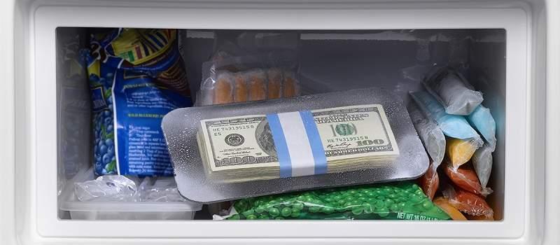 Evo gde možete da sakrijete novac po kući