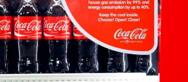 Pali globalni prihodi Coca-Cola za 7,0 odsto